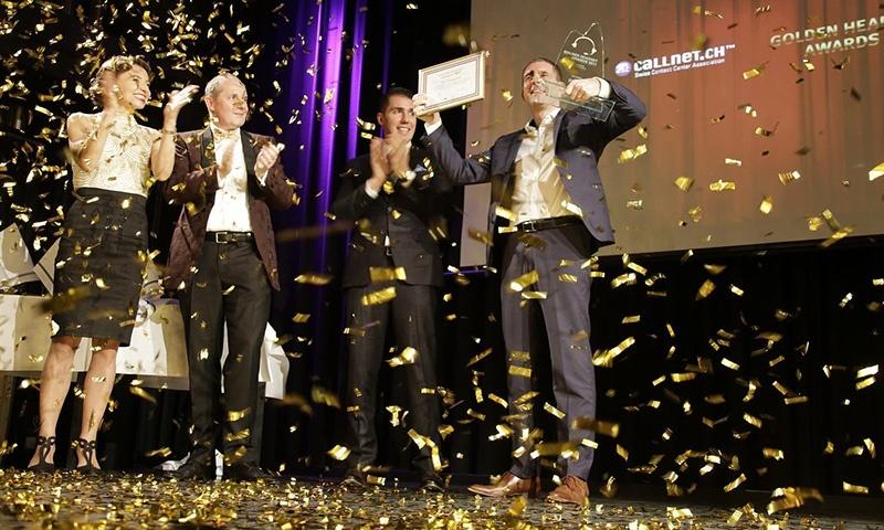 Golden Headset Award CORA_Newsletter