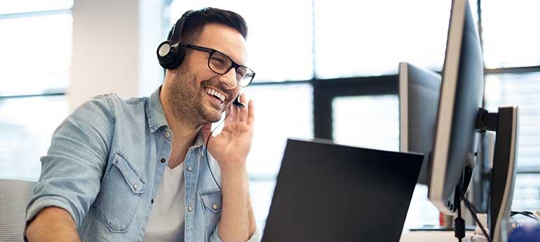 Die «Goldenen 30 Sekunden» im Kundenkontakt