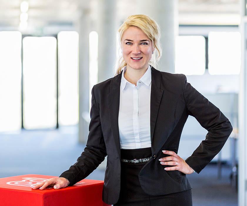 Saskia-Madlen Steiniger, Business Consultant